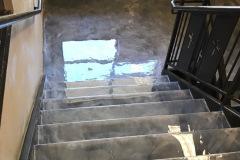 Metallic-Floor-Stairway